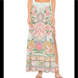 Spell and the Gypsy Collective Lotus Maxi Skirt